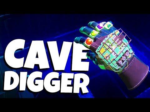 SECRET INFINITY STONES! - Cave Digger VR Gameplay - HTC Vive VR