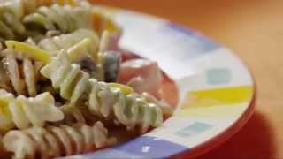 Father's Day Recipes - How To Make Bacon Ranch Pasta Salad