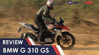 BMW G 310 GS Review | NDTV carandbike