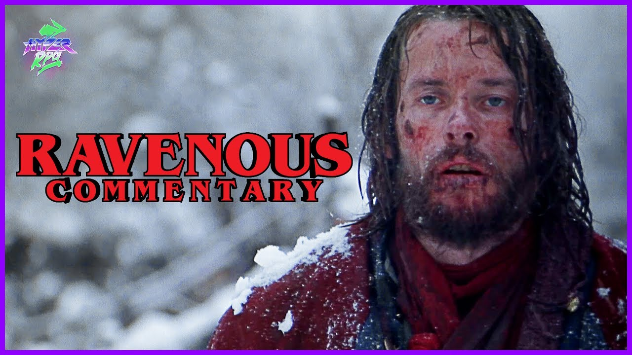 Download Ravenous (1999) - Commentary
