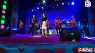 Duet Romantis Febro DA feat Anisa Rahma OM.MARINA #Perdana Record surabaya