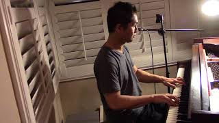 On the Wings of Love - Jeffrey Osborne (Nice PIANO Cover)