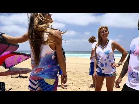 NOBILE KITEBOARDING: EARTH AND SPACES COLLECTION 2016 MOVIE