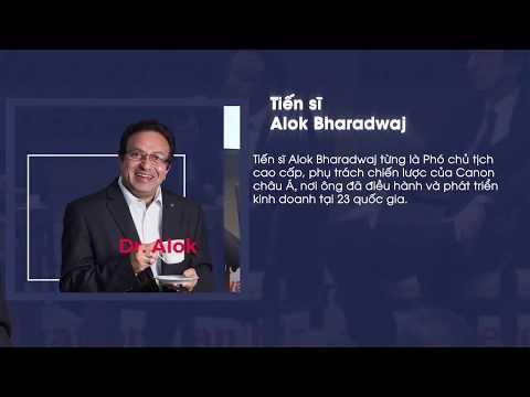 Dr Alok Bharadwaj CreoVate Launches 12 Leadership startup to scaleupTracks in Vietnam