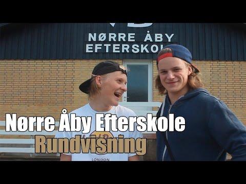 Rundvisning på Nørre Åby Efterskole