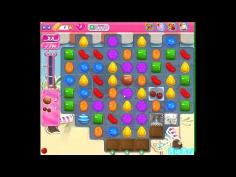 Candy Crush Saga - Level 117 (commentary) Travel Video