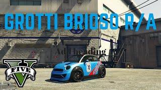 Modifiche test e pagella Grotti brioso R/A GTA 5 ONLINE GAMEPLAY ITA
