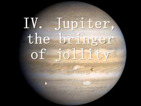 Gustav Holst - The Planets Opus 32 - Yan Pascal Tortelier