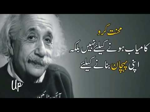 Famous people quotes in urdu