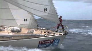 Clipper Race: Leg 4  - Back to the Southern Ocean
