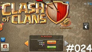 Let's Play Clash of Clans #024 [Deutsch] [HD] [PC] - Ck Angriffe