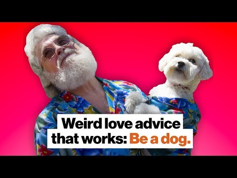 Weird love advice that works: Be a dog. | Gretchen Rubin