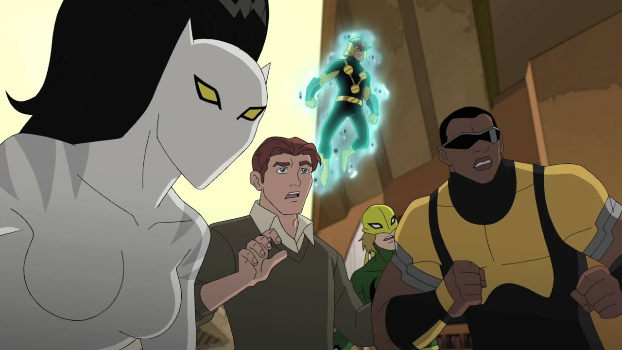 Ultimate Spider-Man Season Two - Spider-Man takes on ...