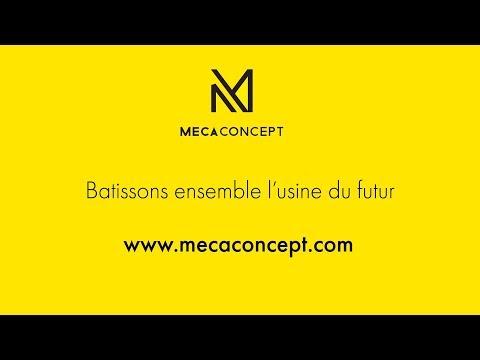 Mecaconcept - société d'ingénierie industrielle en Rhone-Alpes