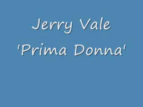 Jerry Vale 'Prima Donna'