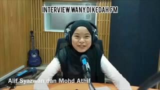 Syafa Wany cerita kisah mula nyanyi di sekolah menengah