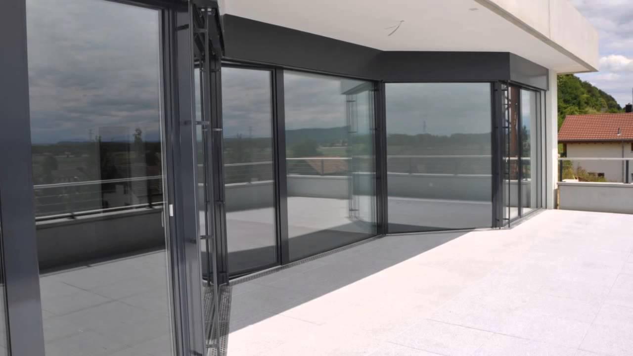 Wunderbar Fensterfront Foto Von Schreinerzwei - Entstehung Einer Im