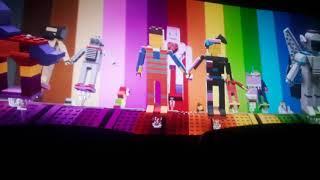 Lego Movie 2 credits