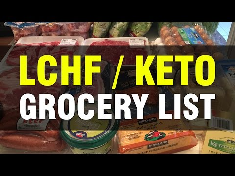 our-lchf-/-keto-/-ketosis-kickoff-grocery-list