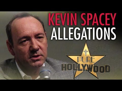 "Ben Davies: Why Kevin Spacey claims are ""good news"" 