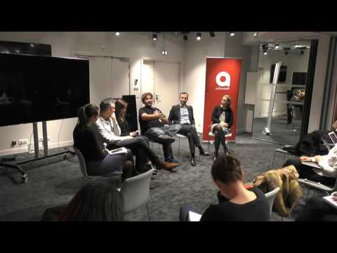 """AdaWeek - Table ronde : """"L'Ecole du Futur: ouverture, collaboration et interdisciplinarité"""""""