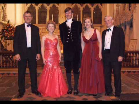 Dorchester Abbey - A concert of light classical music featuring G&T and P Morgan
