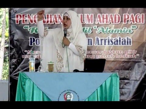 Ceramah Ustadzah Meiga Fitri (Ie Dien Sen) [TERBARU] - Muallaf di Pengajian Umum Ahad Pagi Arrisalah