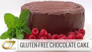 How to Make a Rich and Moist Gluten-Free Chocolate Cake