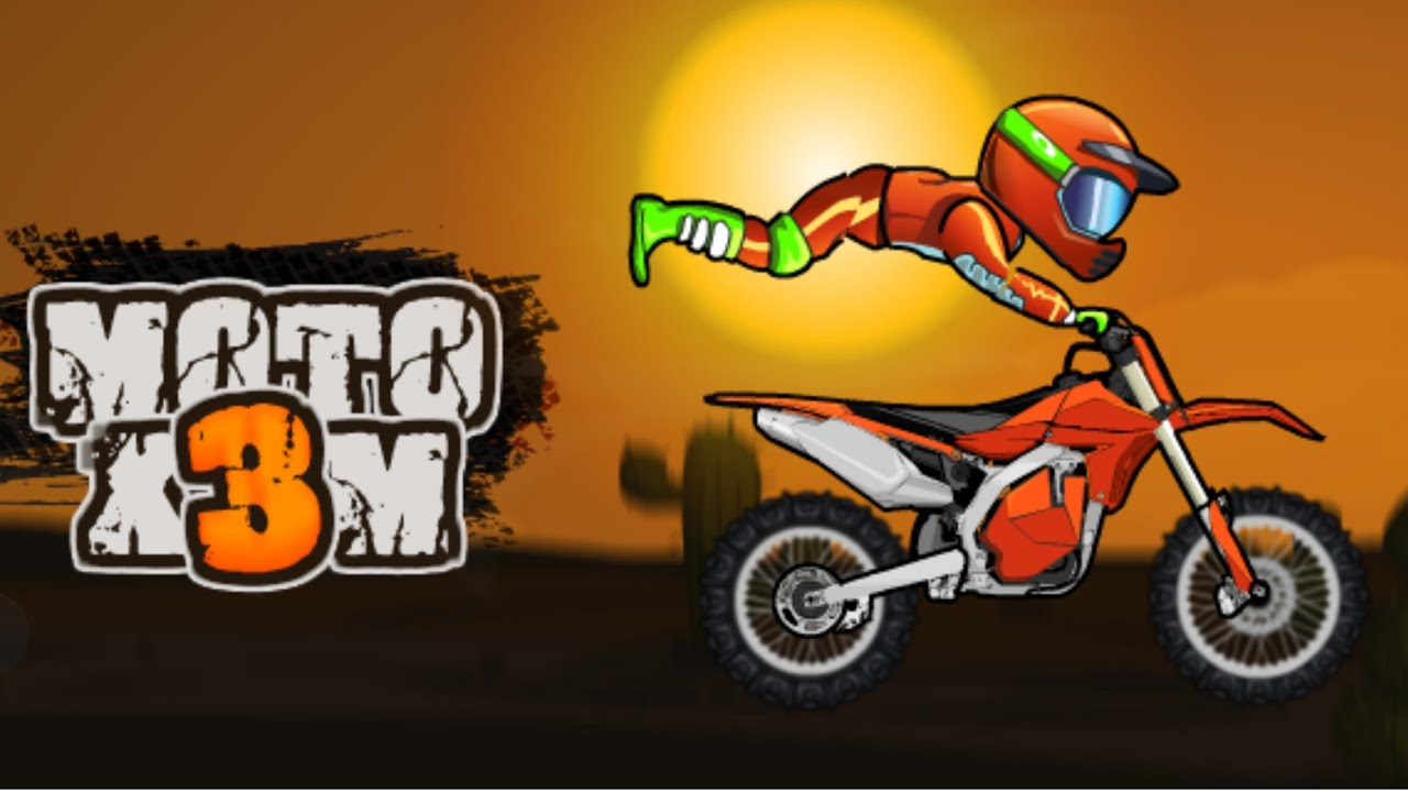 Moto Spiele