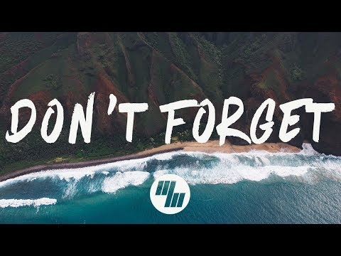 WE ARE FURY - Don't Forget (Lyrics / Lyric Video) Ft. Mariah Delage