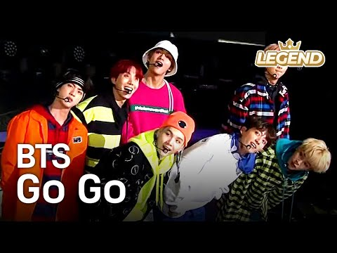 BTS - Go Go | 방탄소년단 - 고민보다 Go [Music Bank COMEBACK / 2017.09.22]