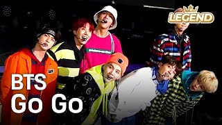 Video BTS - Go Go | 방탄소년단 - 고민보다 Go [Music Bank COMEBACK / 2017.09.22] download MP3, 3GP, MP4, WEBM, AVI, FLV Mei 2018