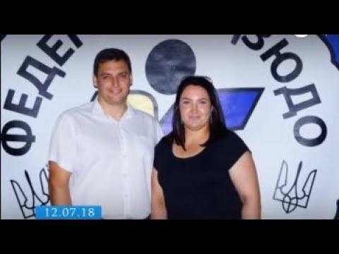 ТРК ВіККА: Кращою спортсменкою місяця у Черкасах стала дзюдоїстка Анастасія Сапсай