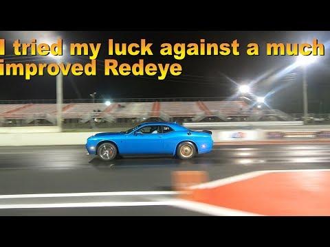 2018 Whipple F-150 vs 2019 Hellcat Redeye part 2