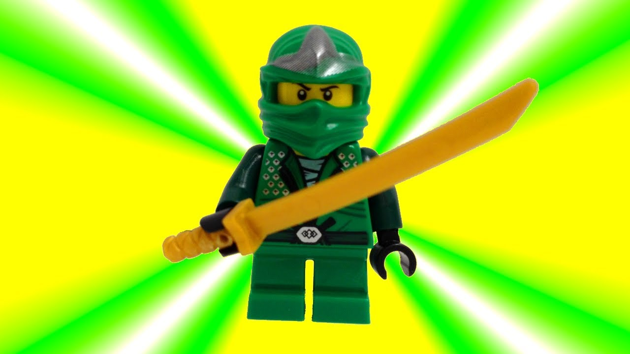 green ninja dragon