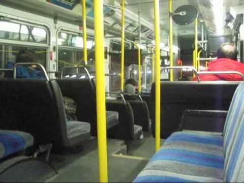 Riding Pace Bus 307 11 8 12 Doovi
