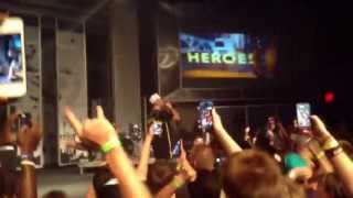 Andy Mineo- The Saints Live in Dallas, TX 5-18-13