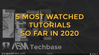 Have you seen the 5 most watched Tutorials so far in 2020 ?