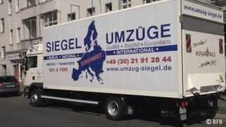 Umzüge Berlin-Tempelhof   Siegel Umzüge