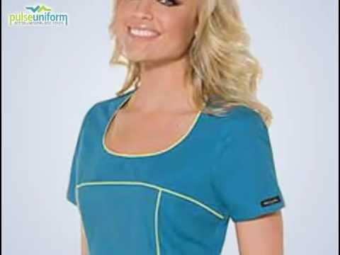 Baby Phat Scrub Top 26809 Cherokee Fashion Nursing