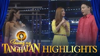 Tawag ng Tanghalan: Ryan Bang shows his acting skills with Maja Salvador