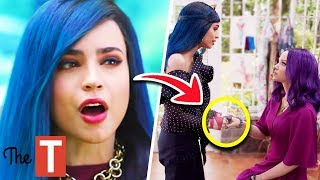 The Real Reason Evie Doesn't Have Powers In Descendants 3