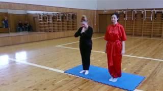 Урок тайского массажа