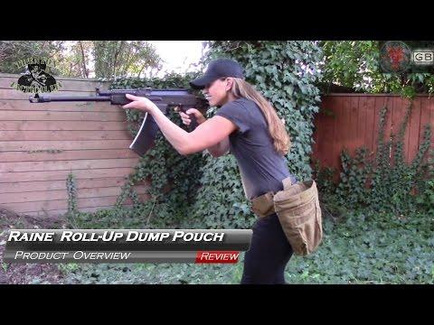Raine Roll Up Dump Pouch Review
