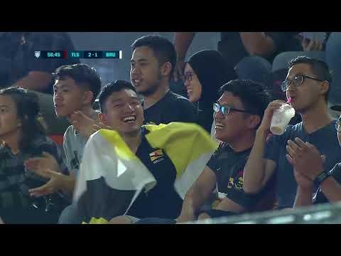 Timor Leste 3-1 Brunei (AFF Suzuki Cup 2018 : Qualifying Rounds – 1st Leg)