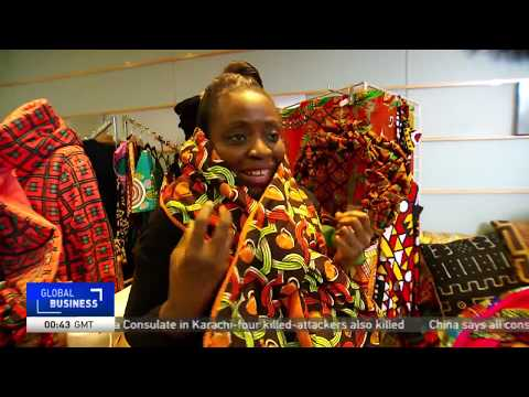 By Design: African fashion grows on global stage