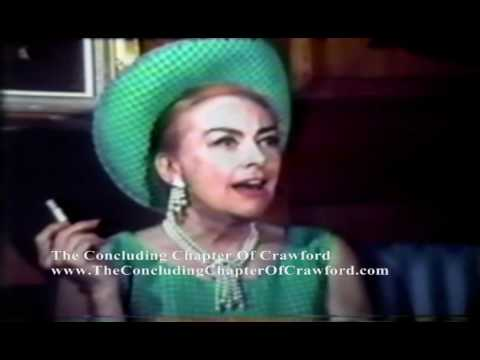 "Joan Crawford | ""The Woman's Angle"" Interview (1969)"