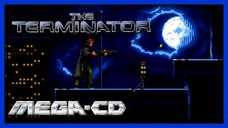 The Terminator | Sega Mega CD Longplay [50 fps]
