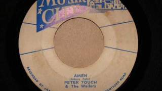 Watch Peter Tosh Amen video