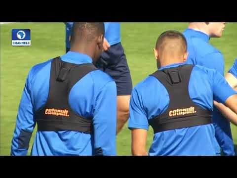 Soccer Teams Adopt Catapult Sports System To Achieve Improved Performance Tech Trends